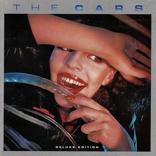 The Cars band album cover music