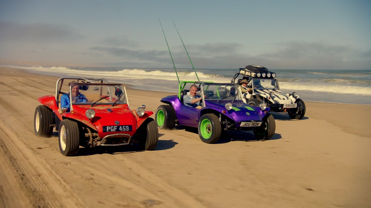 The Grand Tour Beach Buggies