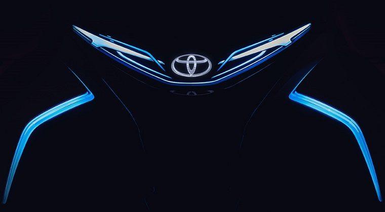 Toyota i-TRIL Concept teaser image