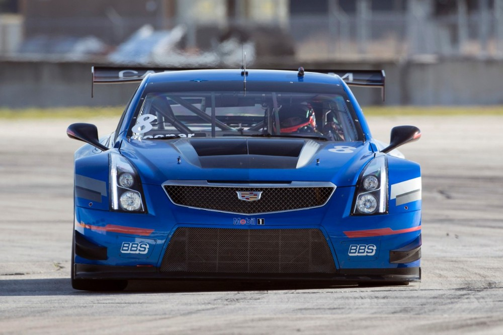 Ats V Coupe >> Two Fresh Faces Join Cadillac Racing for 2017 Pirelli World Challenge GT Season - The News Wheel