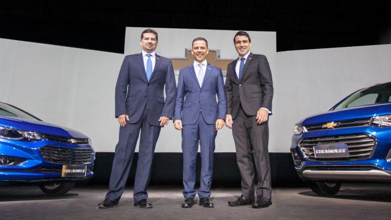 Chevy Tracker, Cruze Turbo launch in Ecuador