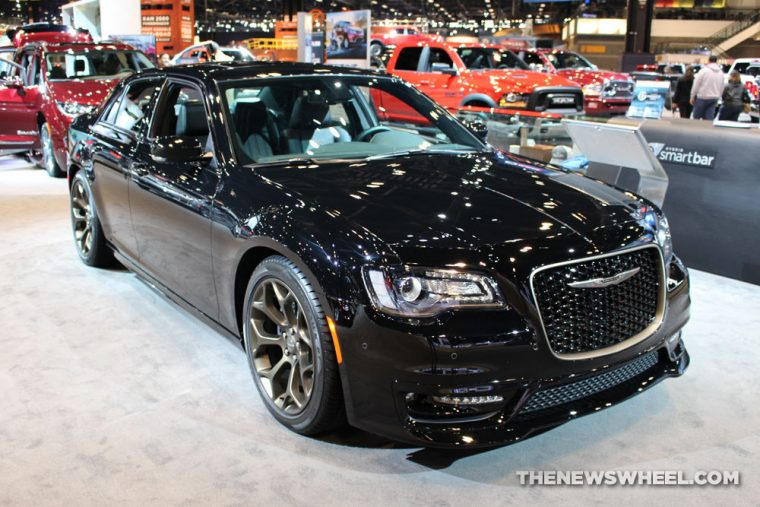 The 2017 Chrysler 300 Sedan Carries A Starting Msrp Of 32 340 And Comes Standard With