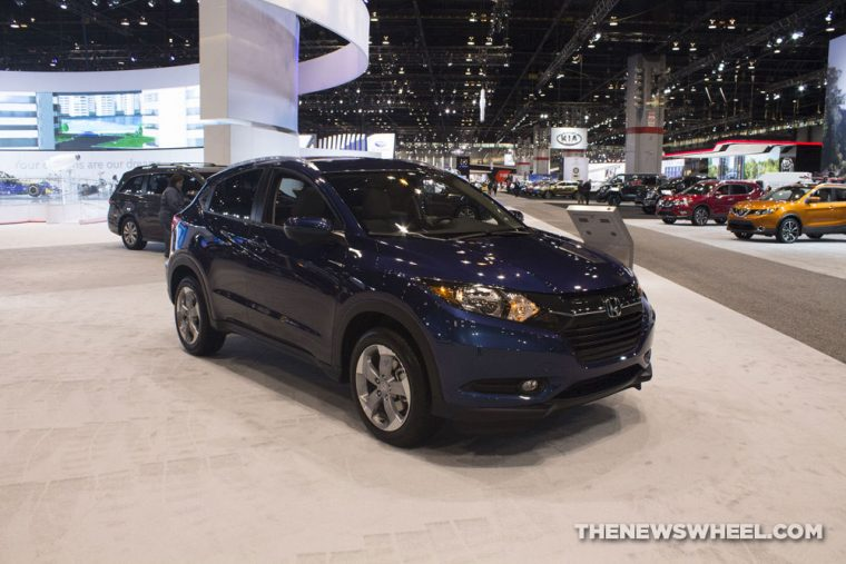 The 2017 Honda HR-V provides excellent fuel economy and has a starting price of less than $20,000