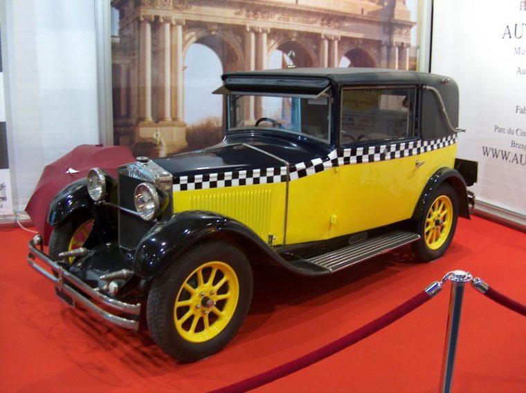 1927 Fiat 509 at the Geneva International Motor Show