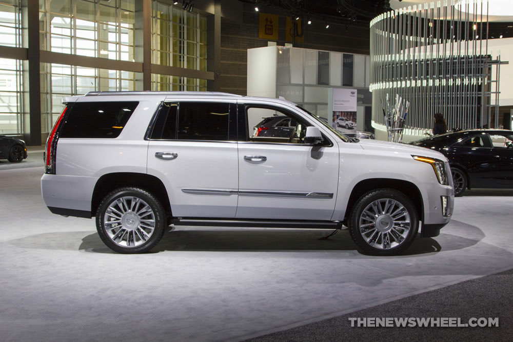 U.S. News & World Report Proclaims 2017 Cadillac Escalade the Best Luxury Large SUV for Families ...