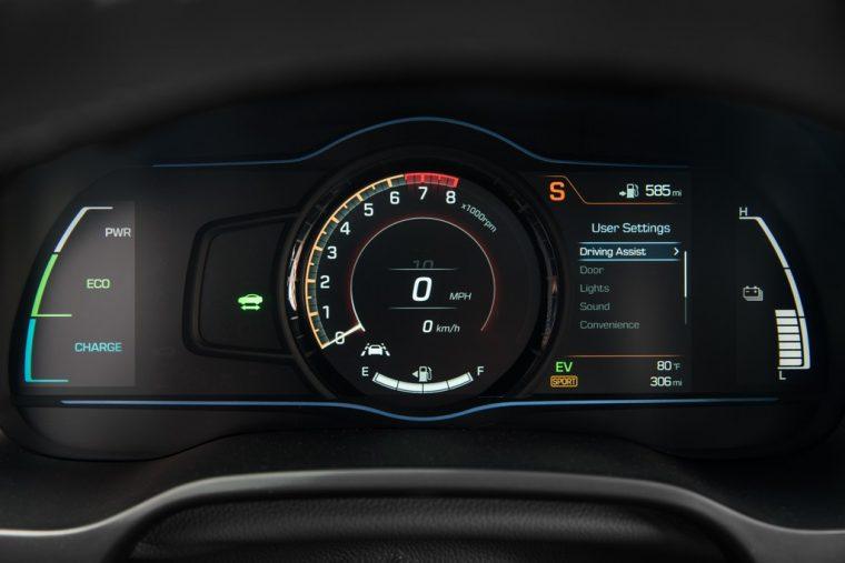 2017 Hyundai Ioniq hybrid car EV overview model information picturesfuel efficiency
