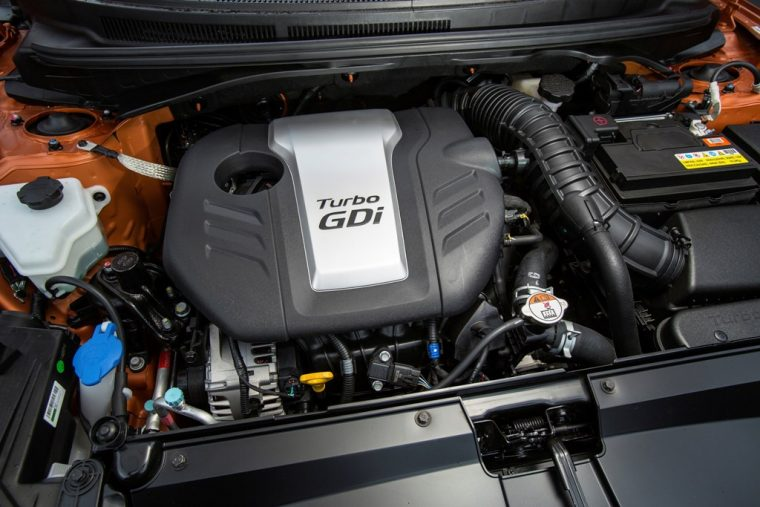 2017 Hyundai Veloster Overview engine performance