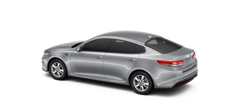 The 2017 Kia Optima carries a starting MSRP of $22,200 and earns up to 31 mpg combined