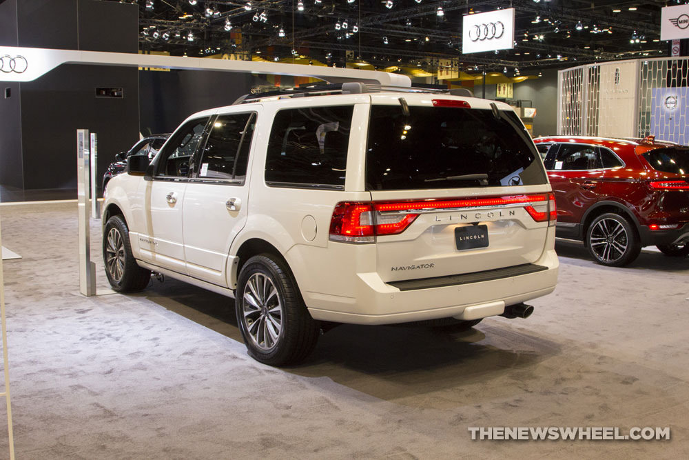2017 Lincoln Navigator Overview The News Wheel