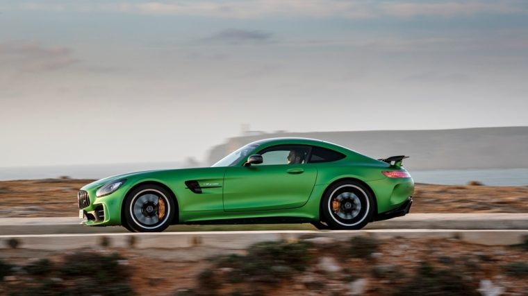 The Mercedes-Benz AMG GT-R is one of the exciting vehicles that the German automaker is bringing to the New York International Auto Show