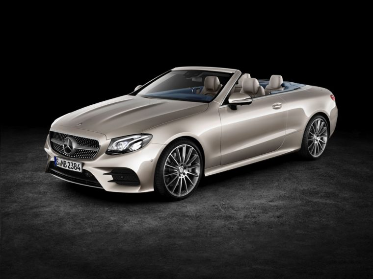 The E-Class Cabriolet is one of the exciting vehicles that the German automaker is bringing to the New York International Auto Show