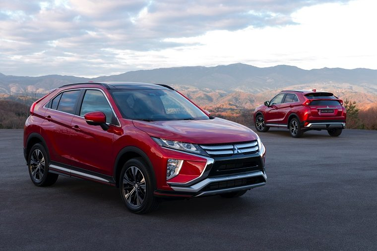 Mitsubishi Eclipse Cross Shortlisted For 2017 Golden Steering Wheel