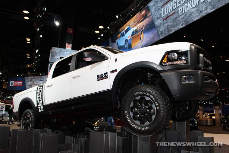 Take a ride in a Ram during the Columbus Auto Show