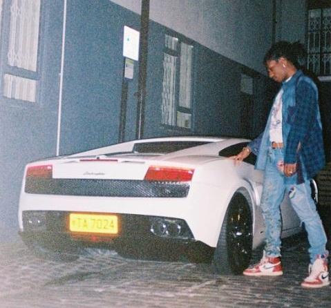 A$AP Rocky Lamborghini