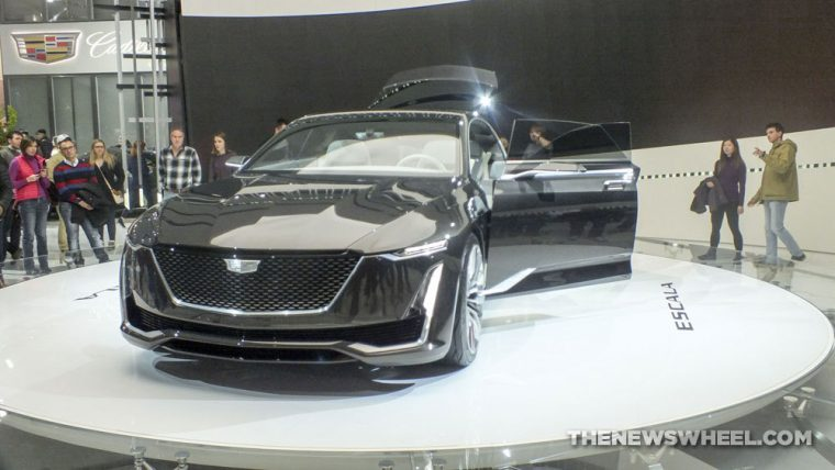 Cadillac's President Johan De Nysschen confirmed a XT4 Crossover is coming next year