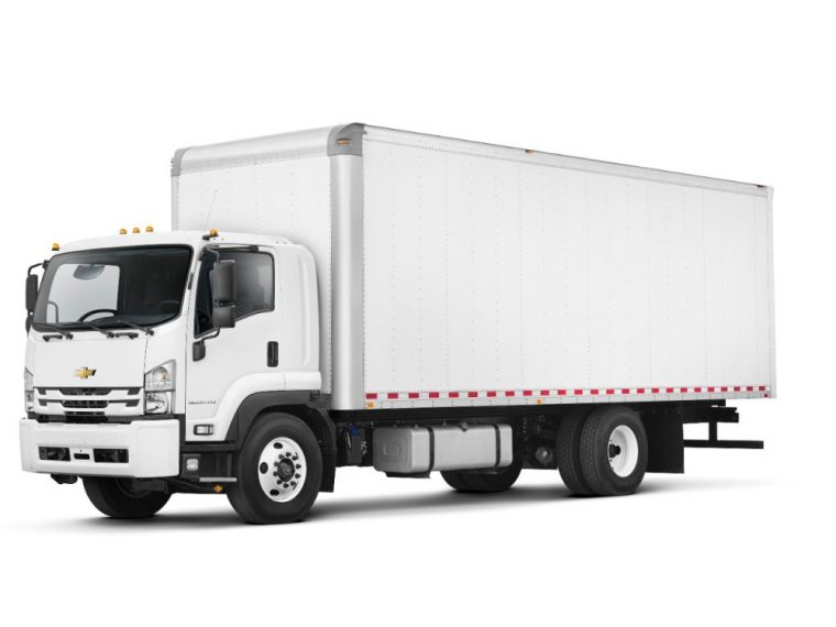 GM announced the 2018 Chevrolet Low Cab Forward 6500XD will become available later this year