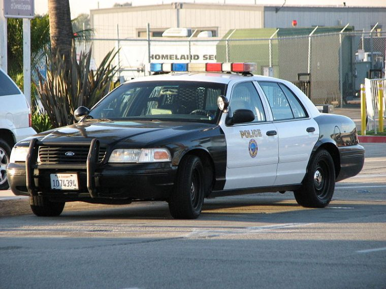 Crown Victoria rules for owning decommissioned Police Car