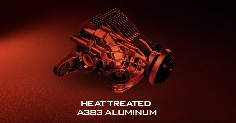 If you can't stand the heat, use an A383 Aluminum alloy