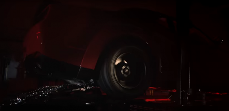 The Dodge Demon is going to need a bit to cool down after such a spirited performance