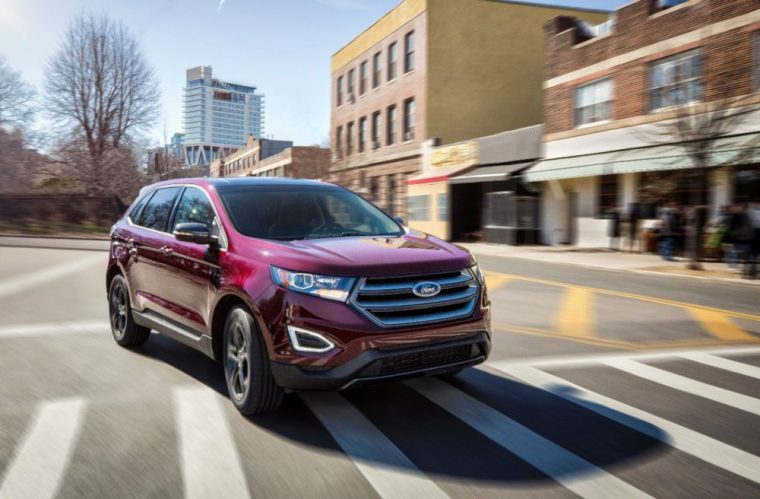 The 2018 Ford Edge will now be available with the new SEL Sport Appearance Package
