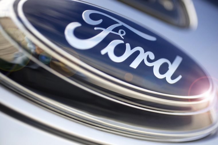 Ford Logo | Ford Waterloo Connectivity and Innovation Centre