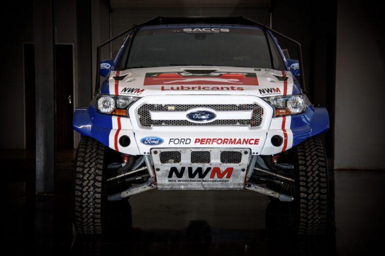 Ford Performance NWM Ranger T1-spec