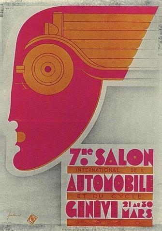 Geneva Poster 1930
