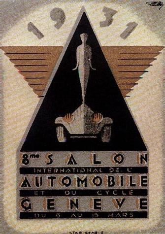 Geneva Poster 1931