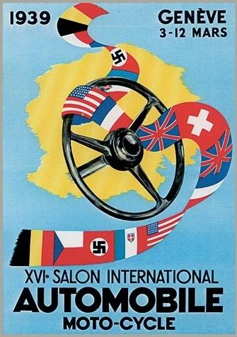 Geneva Poster 1939