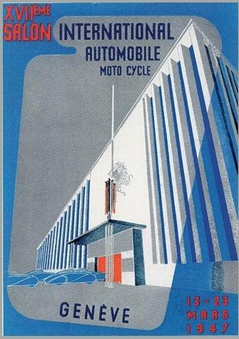 Geneva Poster 1947