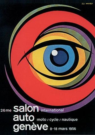 Geneva Poster 1956