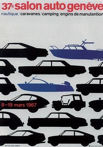 Geneva Poster 1967