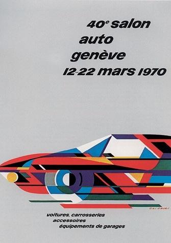 Geneva Poster 1970