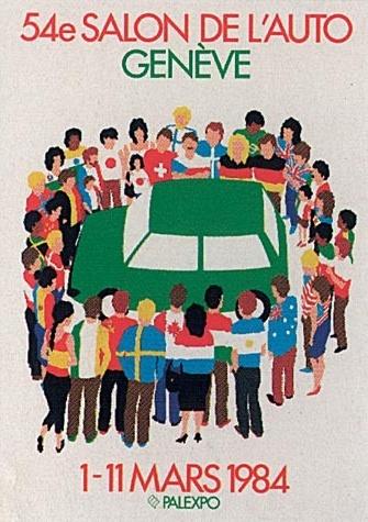 Geneva Poster 1984