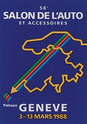 Geneva Poster 1988