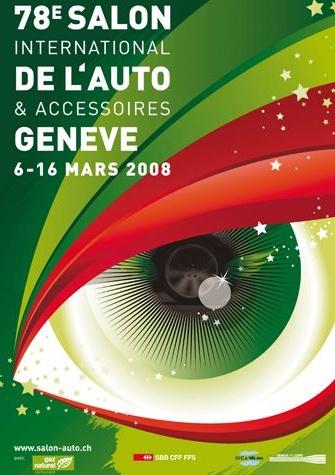 Geneva Poster 2008