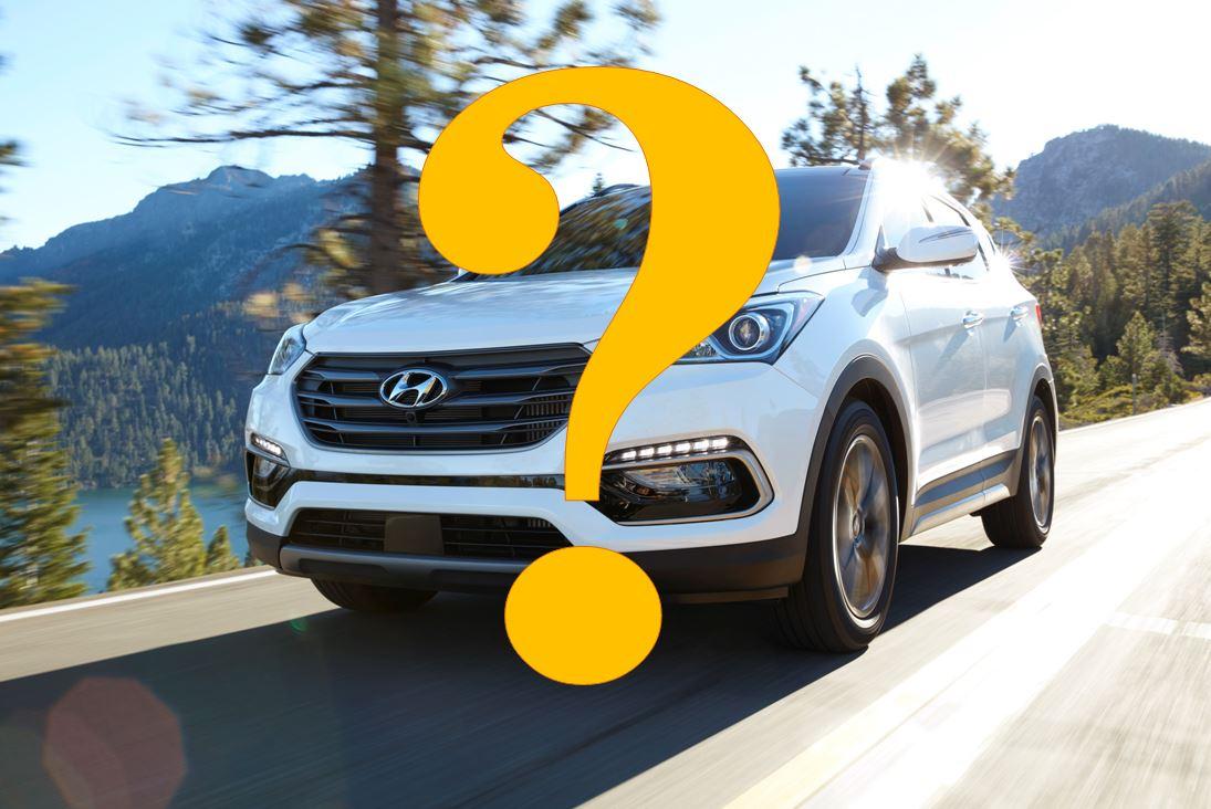 2017 Hyundai Santa Fe Sport crossover or SUV?