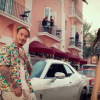 J Balvin with Dodge Demon in Hey Ma Music Video