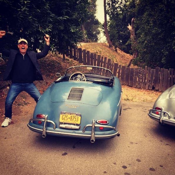 Jerry Seinfeld 1958 Porsche 356 A Speedster