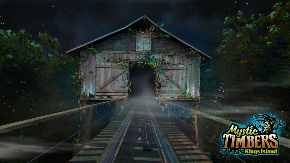New Kings Island Coaster Ride Vehicles Draw Inspiration ...