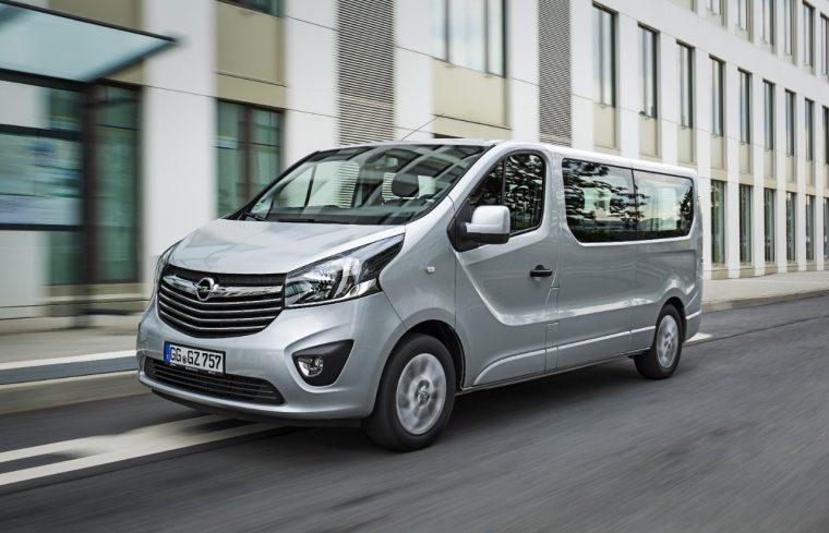 Opel Vivaro Navi 80 IntelliLink