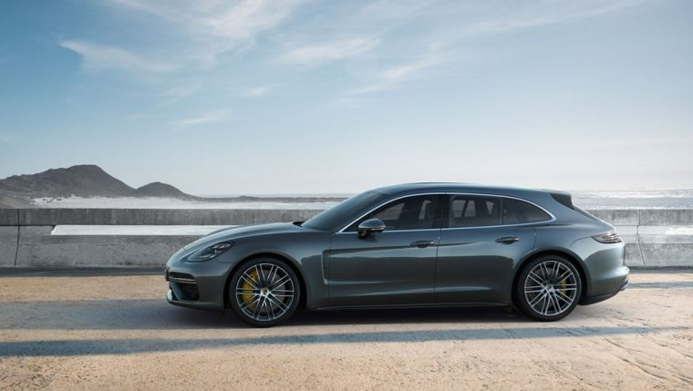 The new Porsche Panamera Sport Turismo will carry a starting MSRP of 97,557 euros in Germany
