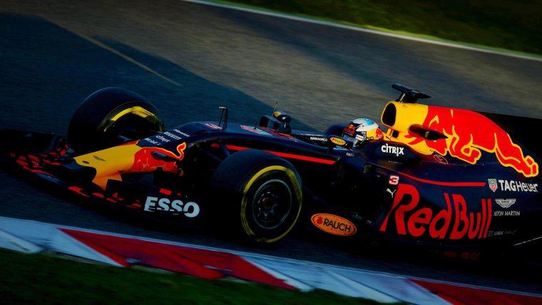Red Bull RB13 @ Barcelona
