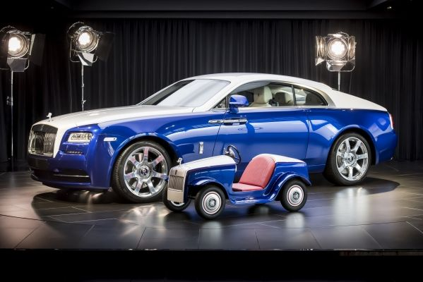 Rolls-Royce SRH for Kids Hospital in England II