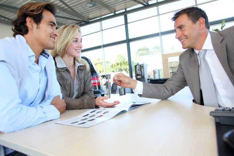 Consider everything that affects your auto financing options before making a purchase