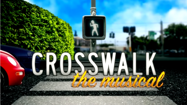 crosswalk the musical Logo