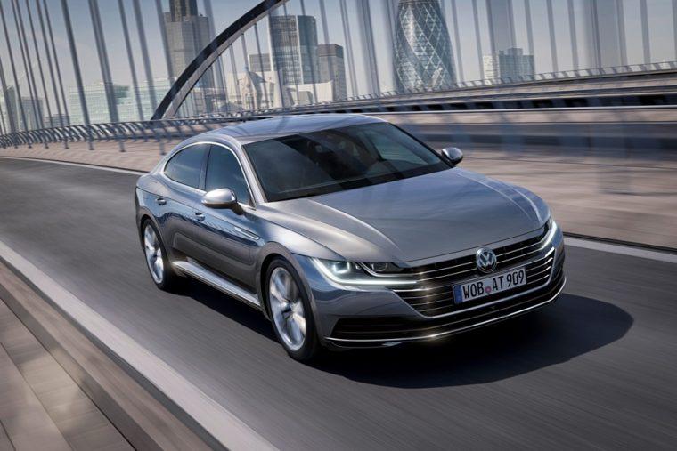 The New Volkswagen Arteon