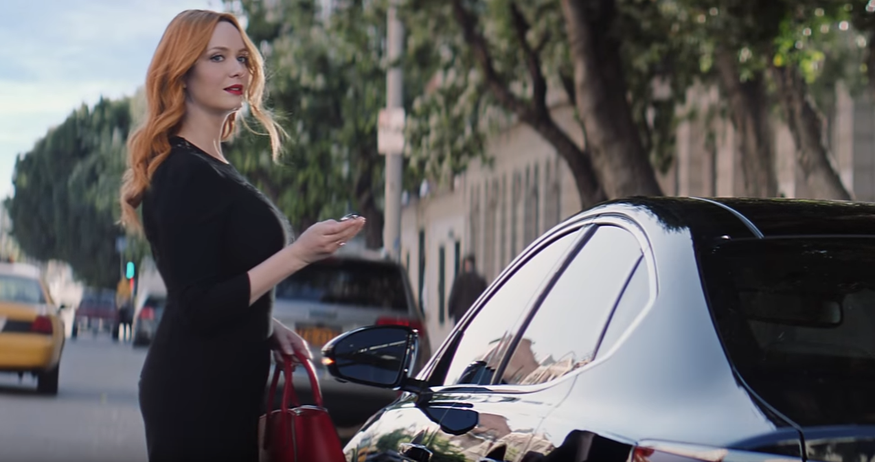 Kia Cadenza Stars In New Commercial With Christina