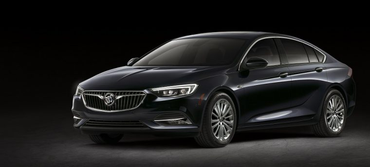 Buick Regal Sportback Reportedly The Next Buick Vehicle To Receive