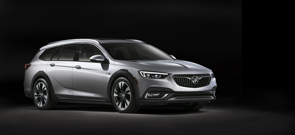 Meet the Adventure-Filled 2018 Buick Regal TourX - The ...